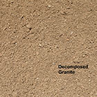 Crushed Granite