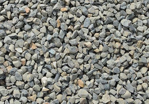 2 Crushed Stone : Sierra rock crushed